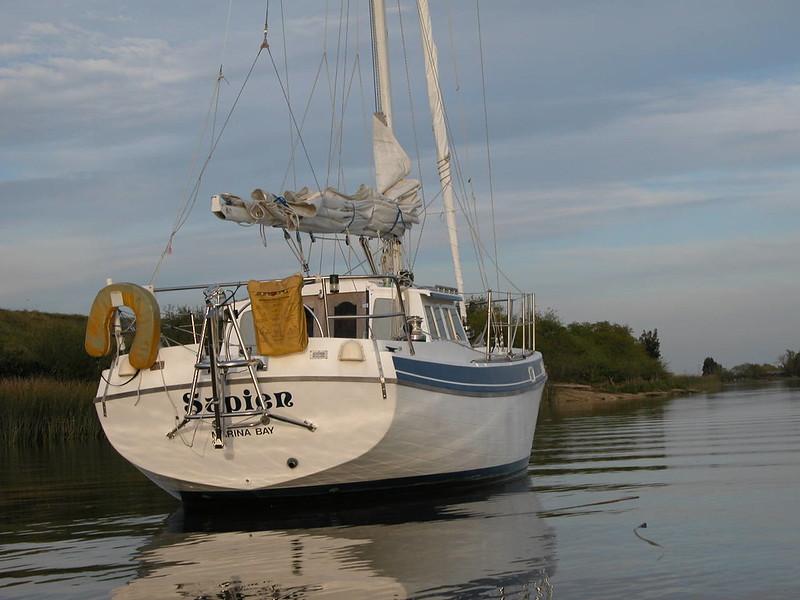 Sapien, Decker Island
