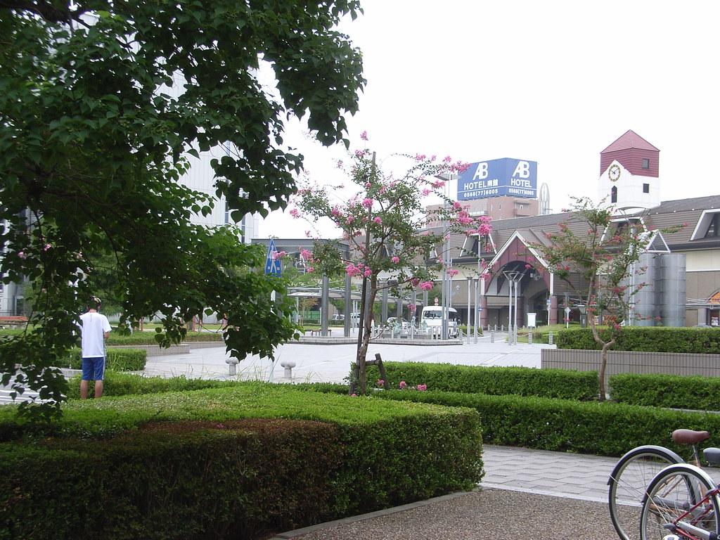 三河安城駅 (2)