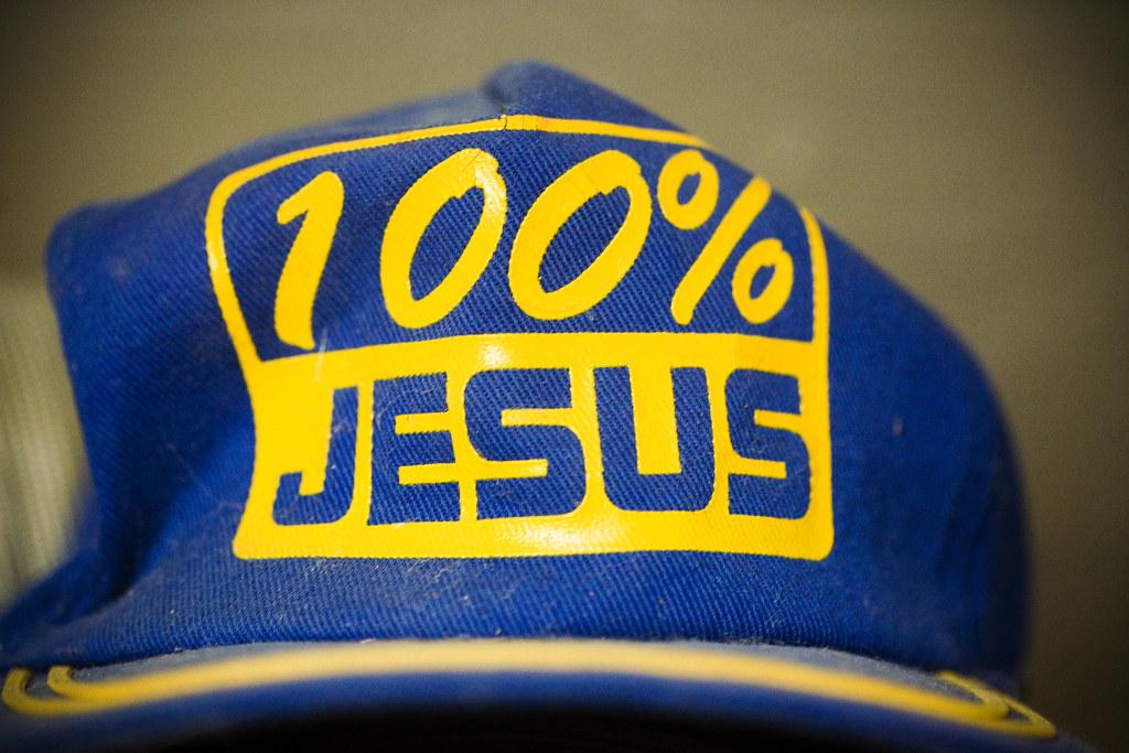 100 Percent Jesus