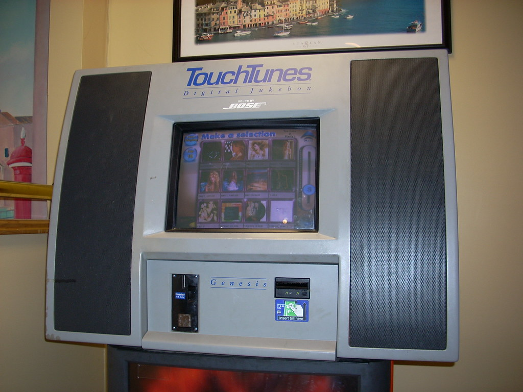 Sal's Pizza TouchTunes Jukebox | Sal's Pizza (4,920 square f