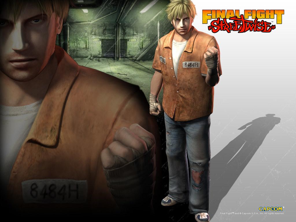 Final Fight Streetwise コーディ Cody Travers