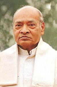 Mr. P. V. Narasimha Rao (Prime Minister) and Minister of E… | Flickr