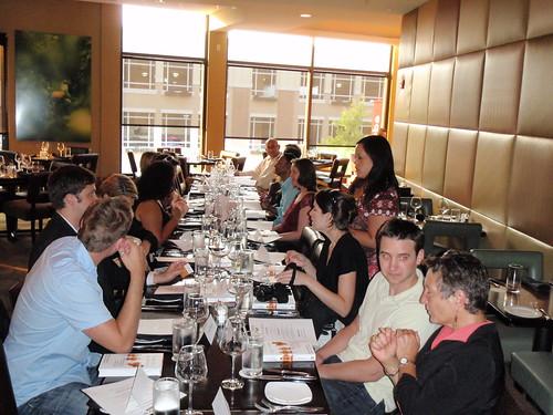 Blog Potomac Speakers Dinner