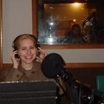 Tue, 29/03/2005 - 4:32pm - Nellie McKay in WFUV's Studio A