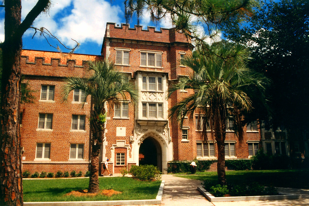 Classroom building, University of Florida | In Gainesville, … | Flickr