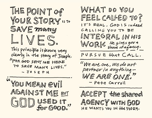 Storyline Conference 2011 Sketchnotes: 19-20 | by Mike Rohde