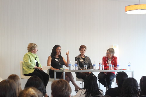 June 16, 2015  Panelists:  Penny Ballem from the City of Vancouver, Andrea Camp from MOSAIC Homes, and Diane Delves from Quantum Properties   Moderated by Diana McMeekin of Artemis Marketing.  Sponsored by KPMG