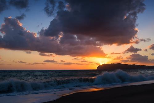 Palinuro tramonto | by Domenico Laviano