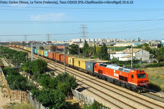 Teco por La Torre (Valencia)