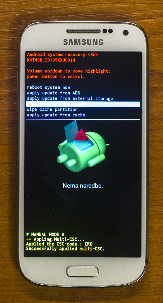 Samsung S4 Mini Reboot   SONY DSC   Neven Andrilovic   Flickr