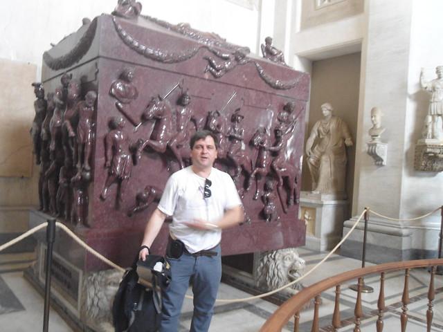 El sarcófago de Elena, MUSEI VATICANI/Vatican Museums, Italy – www.meEncantaViajar.com