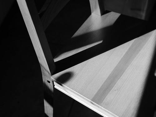 Monochrome chairs 11 | by Vincent F Tsai