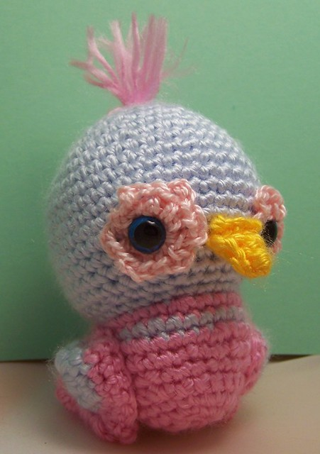 Little Bird - Free Crochet Pattern - Stella's Yarn Universe | 640x451