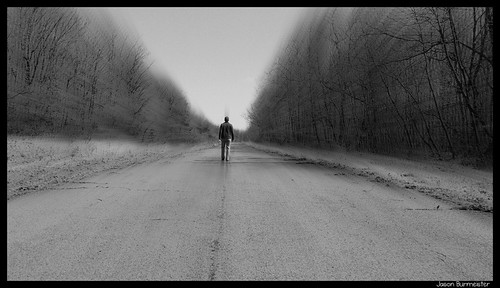 Walking down a lonely road | by jasonb42882