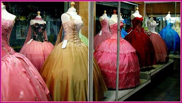 Vestidos Vestidos La Lagunilla Ciudad De Mexico Distrit