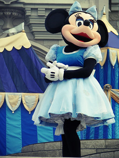 Minnie  at Disney World (2) | by Raymond Brown