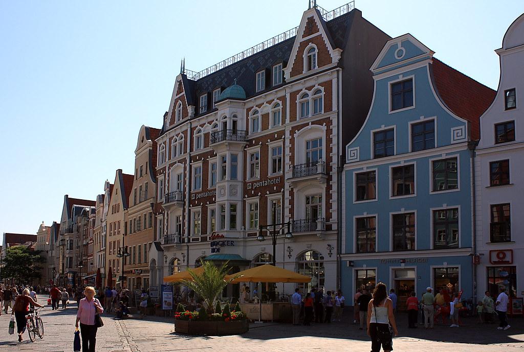 Helsinkier Straße Rostock