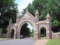 Gates of Easton Cemetery