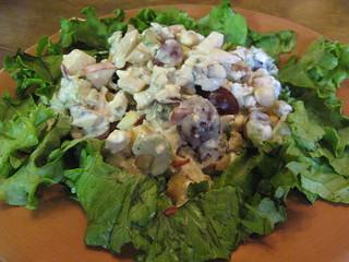 Emeril's Blue Cheese Waldorf Salad   by kimberlykv