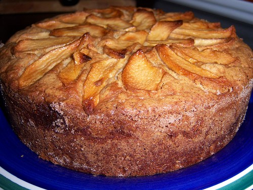 Apple Cake | by chefelf