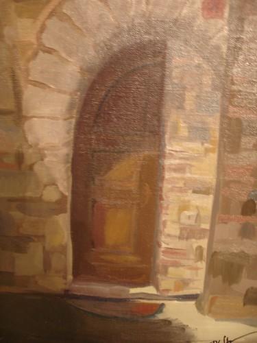 Music Master's Door