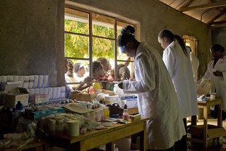 U.S. Army medical researchers take part in World Malaria Day 2010, Kisumu, Kenya April 25, 2010 | by US Army Africa