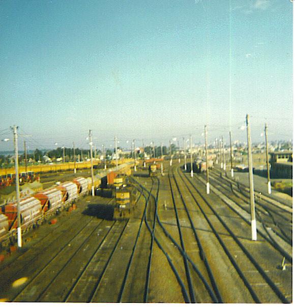 North Geelong Yard 4, c 1978 by MurrayJoe