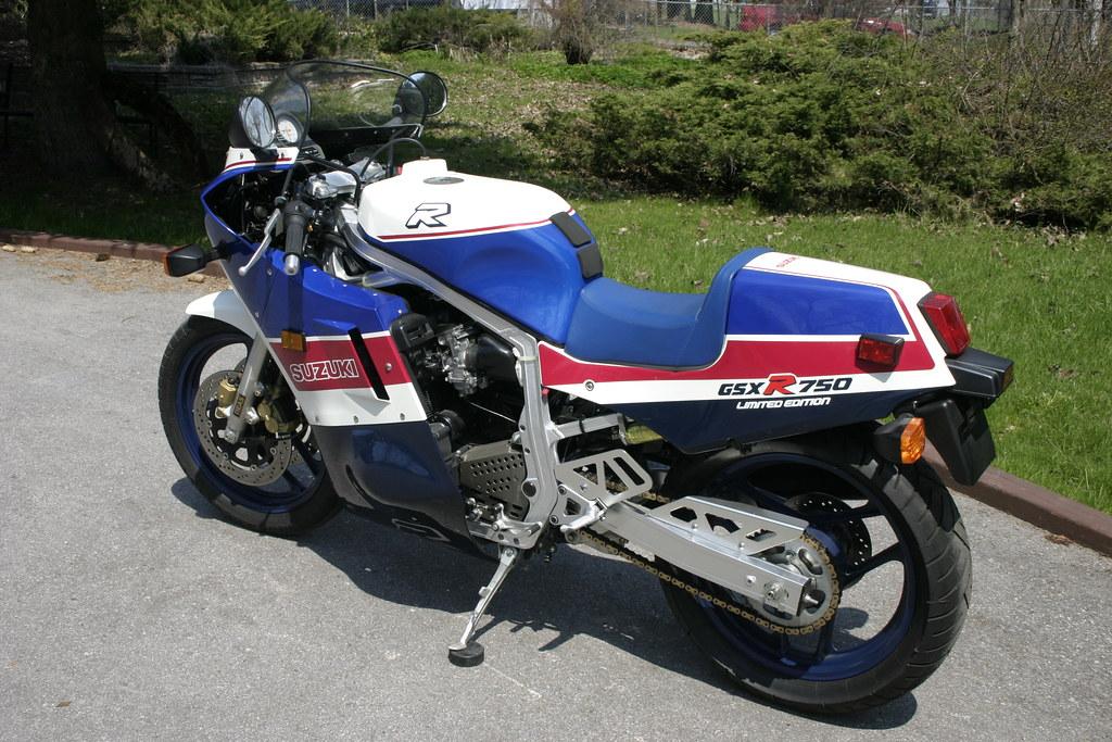 1986 Suzuki GSXR 750 Limited For Sale | 1986 Suzuki GSXR 750
