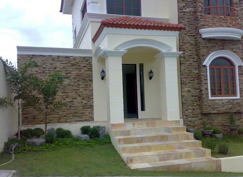 house for village sale hill lot mckinley
