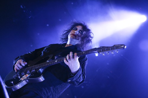 Robert Smith of The Cure | by Kyle Gustafson
