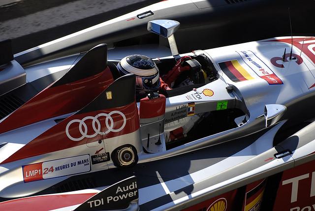 Audi n°3 - 24 Heures du Mans 2008