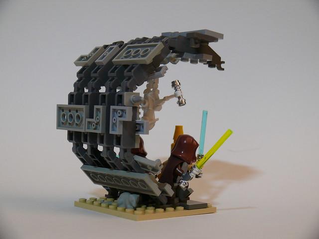 The Droid General Revealed - vignette