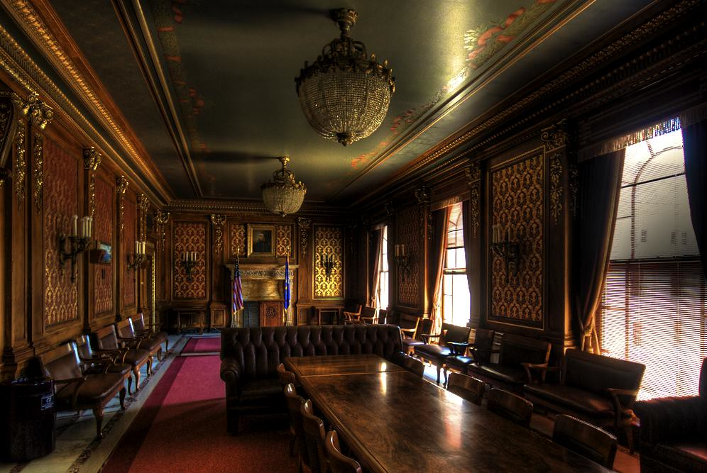 Senate Conference by ABMann