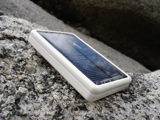 Solar Charger | by deartistzwei
