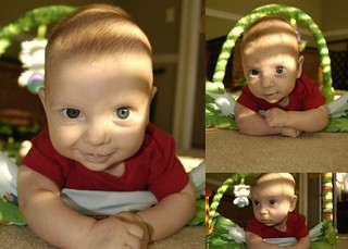 Henry - 3 month Collage | by CoachAndy