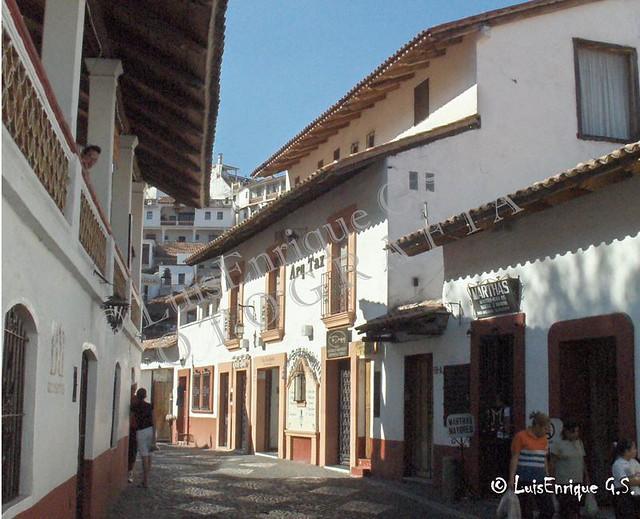 Calles - Taxco - Guerrero