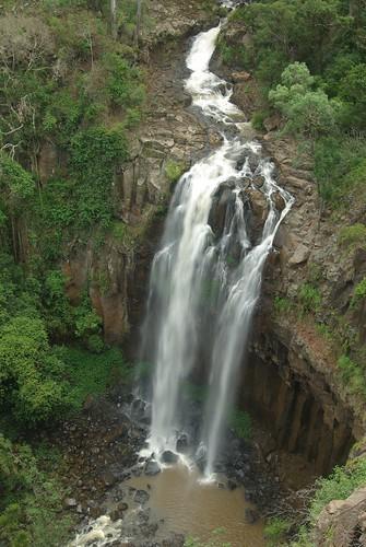 waterfall main falls range daggs