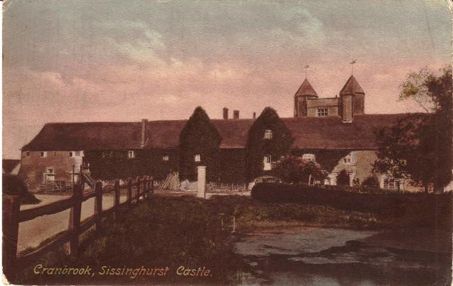 Cranbrook, sissinghurst, Kent