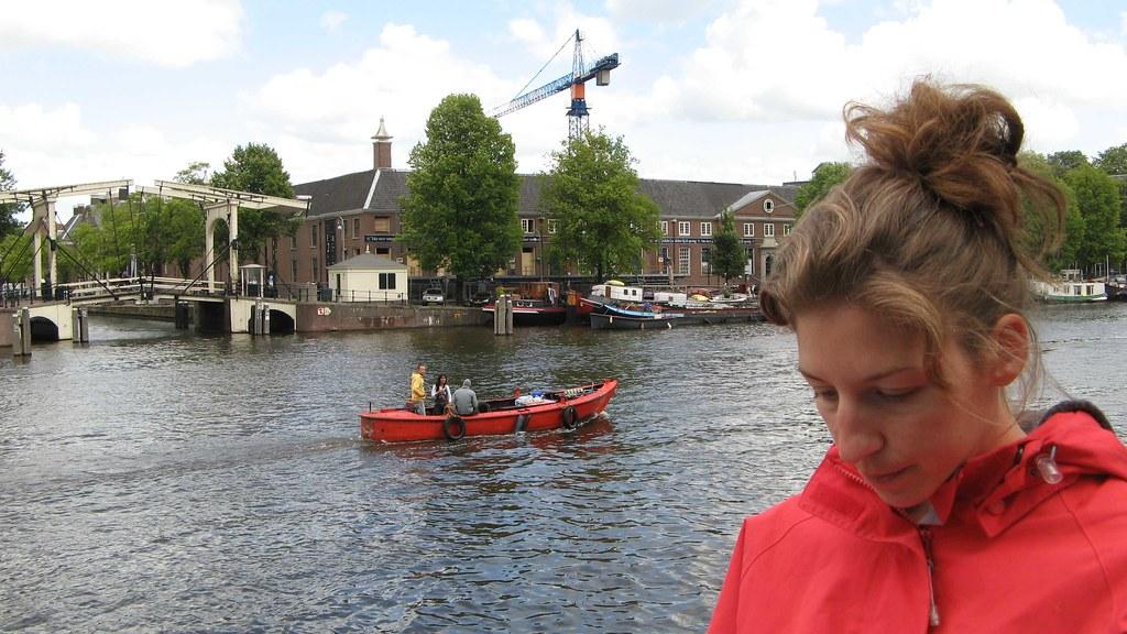Cartina Amsterdam.200807 Amsterdam Img 0743 Caroline Guarda La Cartina Flickr