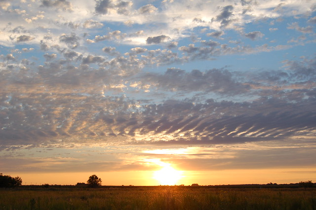 Sept 03 2008 - Awesome Nebraska Sunset!