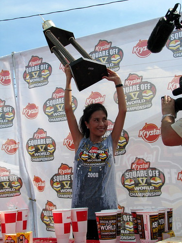 100 Things to see at the fair #98: Krystal Square-off Winner | by SeeMidTN.com (aka Brent)