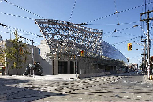 Inside Frank Gehry's New Art Gallery of Ontario | by digitaljournal.com