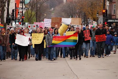 Anti-Prop H8 rally on State Street | by nataraj_hauser / eyeDance