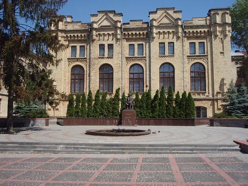 Paton Denkmal in NTUU-KPI | by ipernity.com/doc/d-f [hat Suckr verlassen]