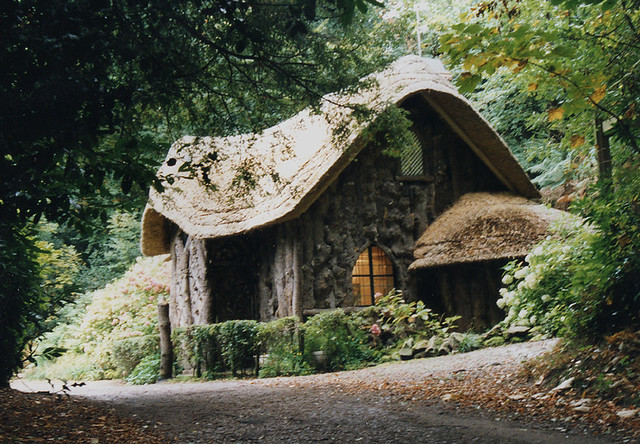 Blaise Rustic Cottage Newly Thatched This Cottage Is On