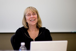 Esther Wojcicki | by Joi