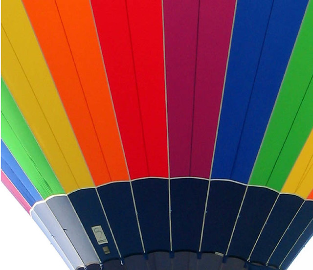 arcobaleno d'aria (3 foto)