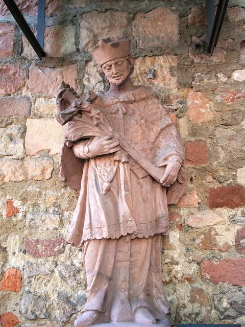 Hl. Johannes von Nepomuk