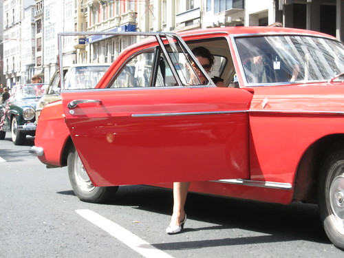 1968 Peugeot 404 Coupé Pininfarina   by carlossg