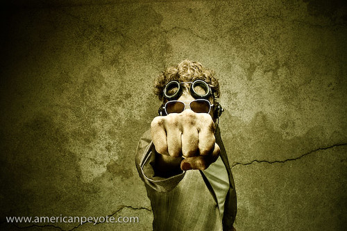 Fist Goggles I | by American Peyote